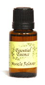 Muscle Relaxer Essential Oil Blend