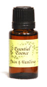 Pain and Healing Essential Oil Blend