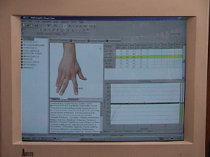 Computerized Health Analysis Screening Prodecure