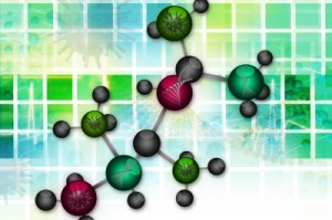 Molecular Background by Renjith Krishnan from freedigitalphotos.net