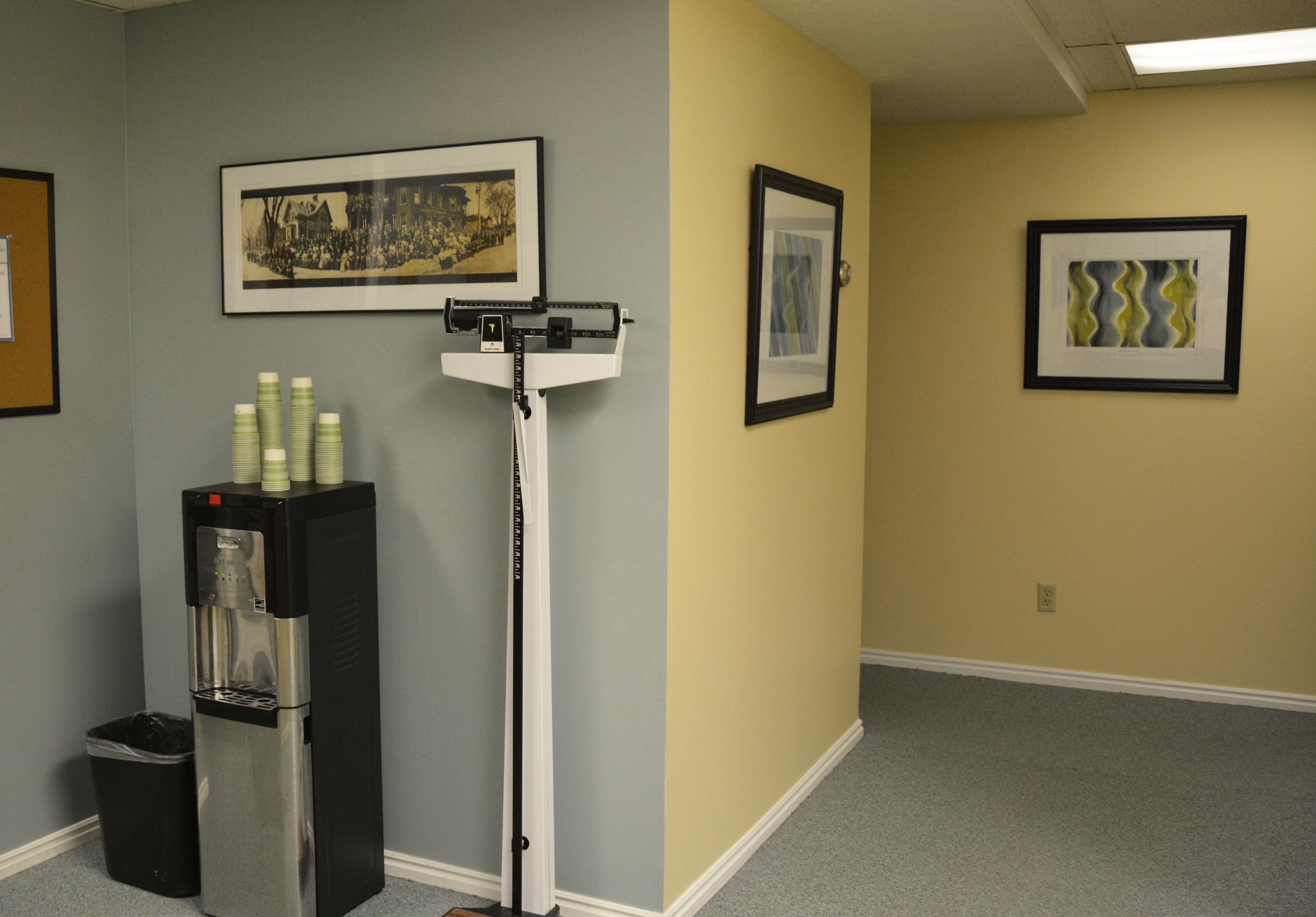 Office Tour Photos Chiropractic Office Superdoc