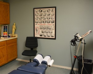 Chiropractic and Acupuncture, The Institute of, Office Tour Photo, Massage Room