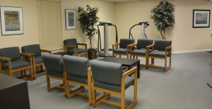 Chiropractic and Acupuncture, The Institute of, Office Tour Photo, Reception Area